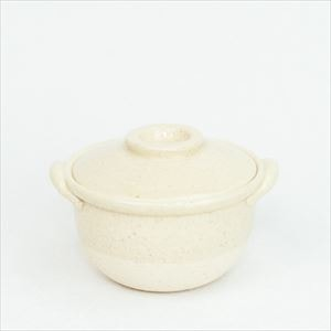 プチ土鍋 イエロー 伊賀焼/長谷園