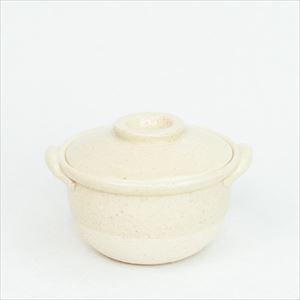 Petite Donabe / Small clay pot / Yellow / Nagatani-en /