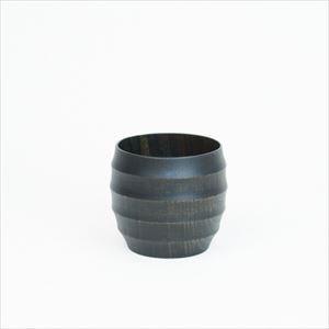 湯呑・コップ/WAQWA CUP L ブラック/我戸幹男商店_Image_1