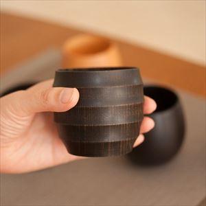 湯呑・コップ/WAQWA CUP L ブラック/我戸幹男商店_Image_2