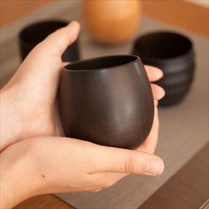Wooden cup / SAKURA Egg / Plain / Gato Mikio Store_Image_2