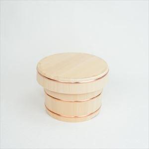 Ohitsu / Japanese rice bucket / 3 rice cup / Azmaya
