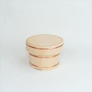 Ohitsu / Japanese rice bucket / 2 rice cup / Azmaya