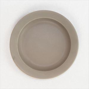 """DAYS プレート小 ブラウン Sara  7""""plate/SAKUZAN"""