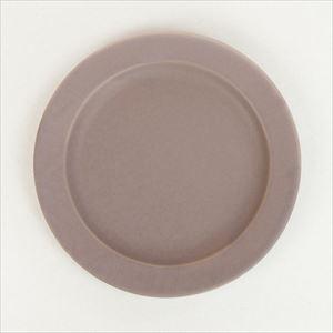"DAYS プレート大 ブラウン Sara  10""plate/SAKUZAN"