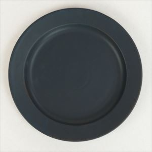 "DAYS プレート大 ブラック Sara  10""plate/SAKUZAN"