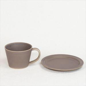 DAYS / Sara Coffee cup & Saucer / Brown / Wooden Box / SAKUZAN_Image_1
