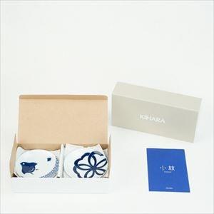 [Set] 5 plates of KOMON Mamezara / Kissho-mon / KIHARA_Image_3
