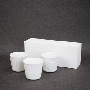 【セット】カップ・コップ/HONOKA 3点セット (化粧箱入)/小田陶器