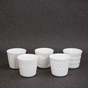 【セット】カップ・コップ/HONOKA 5点セット/小田陶器