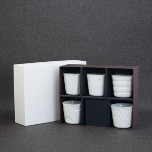 【セット】カップ・コップ/HONOKA 5点セット (化粧箱入)/小田陶器_Image_3