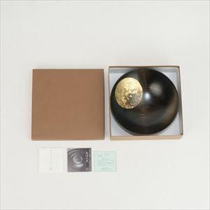 Oborozuki bowl / Night moon (Black) / 6 sun / Hakuichi_Image_3