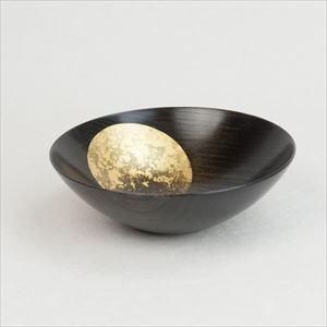 Oborozuki bowl / Night moon (Black) / 8 sun / Hakuichi_Image_1