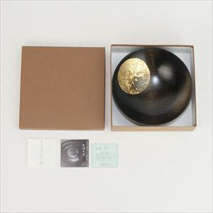 Oborozuki bowl / Night moon (Black) / 8 sun / Hakuichi_Image_3