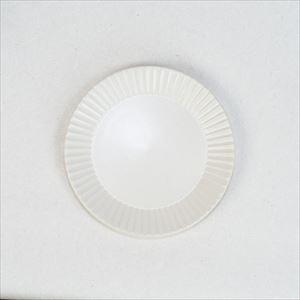 【アウトレット】Stripe プレートM ホワイト/SAKUZAN 1600円→1440円≪取り扱い終了≫