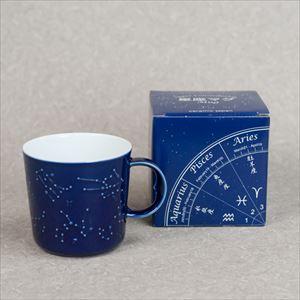 星座マグ 瑠璃 /ceramic japan