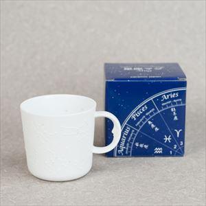 星座マグ 白 /ceramic japan