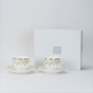 [Set] SPANGLES / Pair tea & coffee set / NIKKO