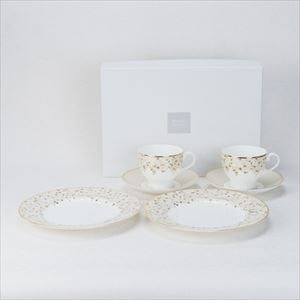 [Set] SPANGLES / Pair tea time set / NIKKO