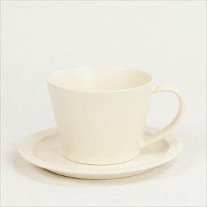 【セット】Sara Coffee Cup & Saucer クリーム /SAKUZAN