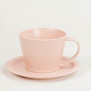 【セット】Sara Coffee Cup & Saucer ピンク /SAKUZAN