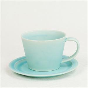 【セット】Sara Coffee Cup & Saucer ターコイズ /SAKUZAN
