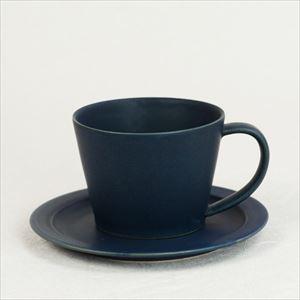 【セット】Sara Coffee Cup & Saucer ネイビー/SAKUZAN