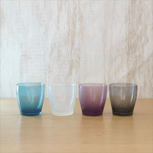 [Set of 4] Buyer recommended set / solito glass / fresco