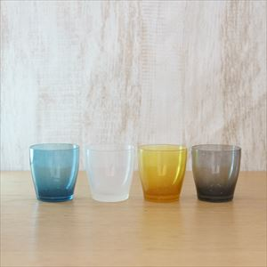 [Set of 4] Writer recommended set / solito glass / fresco