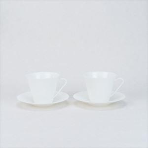 【セット】PULSE カップ&ソーサーペア /NIKKO
