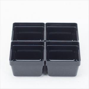 【合わせ買い対象】 6.5寸重箱用 4つ切り仕切 4点セット
