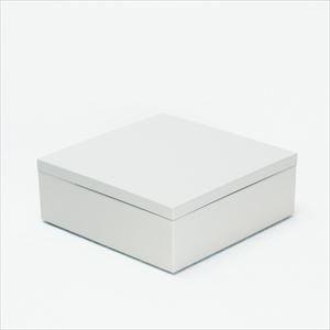 6.5寸 一段重箱 鈍色(内黒)/日本デザインストア