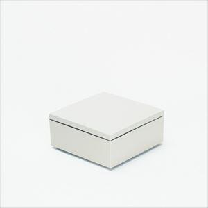 4.5寸 一段重箱 鈍色(内黒)/日本デザインストア