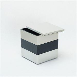 【セット】4.5寸三段重 鈍・黒・銀(仕切り&梅水引バンド付き)