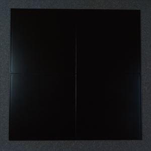 【セット】1尺1寸 角敷膳・折敷 漆黒 4枚セット/日本デザインストア_Image_1