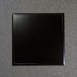 【セット】1尺1寸 角敷膳・折敷 漆黒 4枚セット/日本デザインストア_Image_3