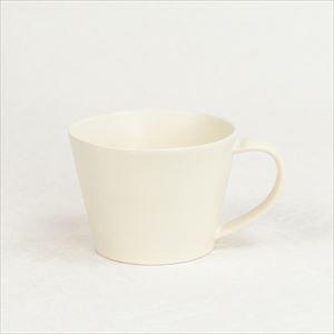 【合わせ買い対象・アウトレット】Sara Coffee Cup クリーム/SAKUZAN 1400円→1100円≪小さなスリキズ・突起等≫