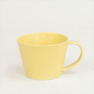 DAYS / Sara Coffee cup / Yellow / SAKUZAN $13.99→$10.99 [Small scratch and uneveness]