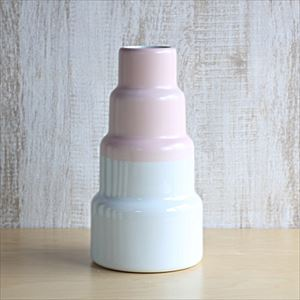 Flower Vase / L / Light Pink / S&B Series / 1616 arita japan 