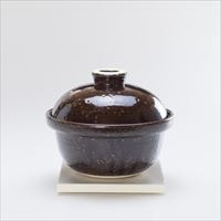 Ibushigin mini / Clay pot smoker set / Nagatani-en