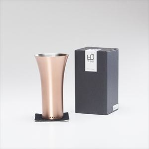 Pure copper tumbler / Mat / WDH