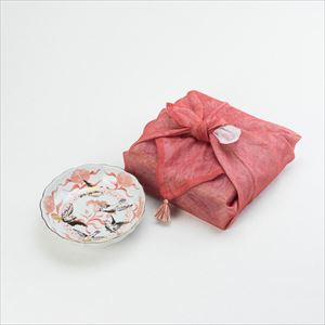 [Dish cloth wrapping] Tulip-Mon-Rinka / NAMASU series / Deep dish / amabro