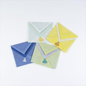 【セット】ふきん小 4色セット/はんかち/WDH