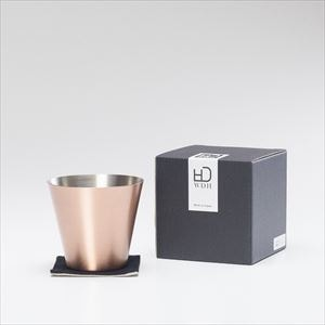 Pure copper cup / Mat / WDH