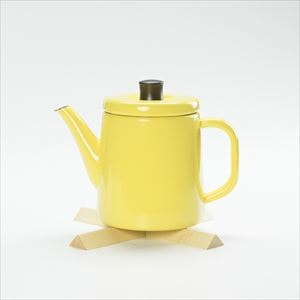 [Set] Pottle 1.5L Yellow / Nabeshiki house Beech