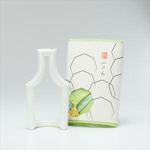 still green(M)Liquor 布巾包/花瓶/ceramic japan_Image_1