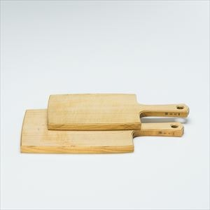 [Set] Wooden cheese board (S & L) / Azmaya