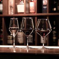 【セット】生涯を添い遂げるグラス ワイングラス ボルドー&ブルゴーニュ 2点セット(木箱入り)/WIRED BEANS_Image_2