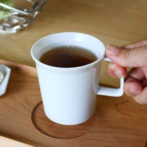 【セット】ミニマルな有田焼マグカップペアでいただく うれしの紅茶 GINGER & CHAMOMILE 化粧箱入_Image_2