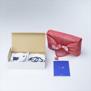 KOMON 豆皿/吉祥紋 5点セット 布巾包/KIHARA_Image_3